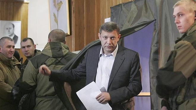 Un combatiente y un nostálgico de Lenin lideran las regiones separatistas de Ucrania