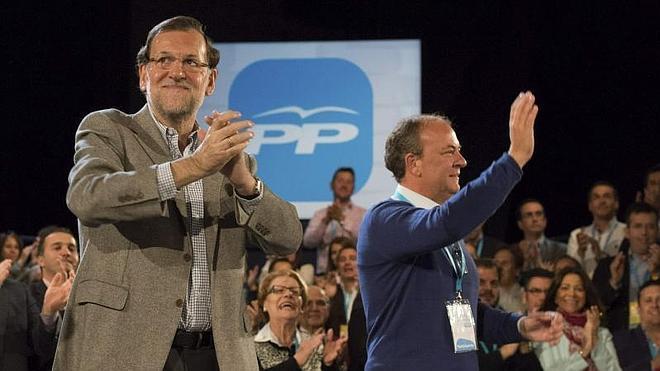 Rajoy defenderá en el Congreso los dos proyectos de ley contra la corrupción