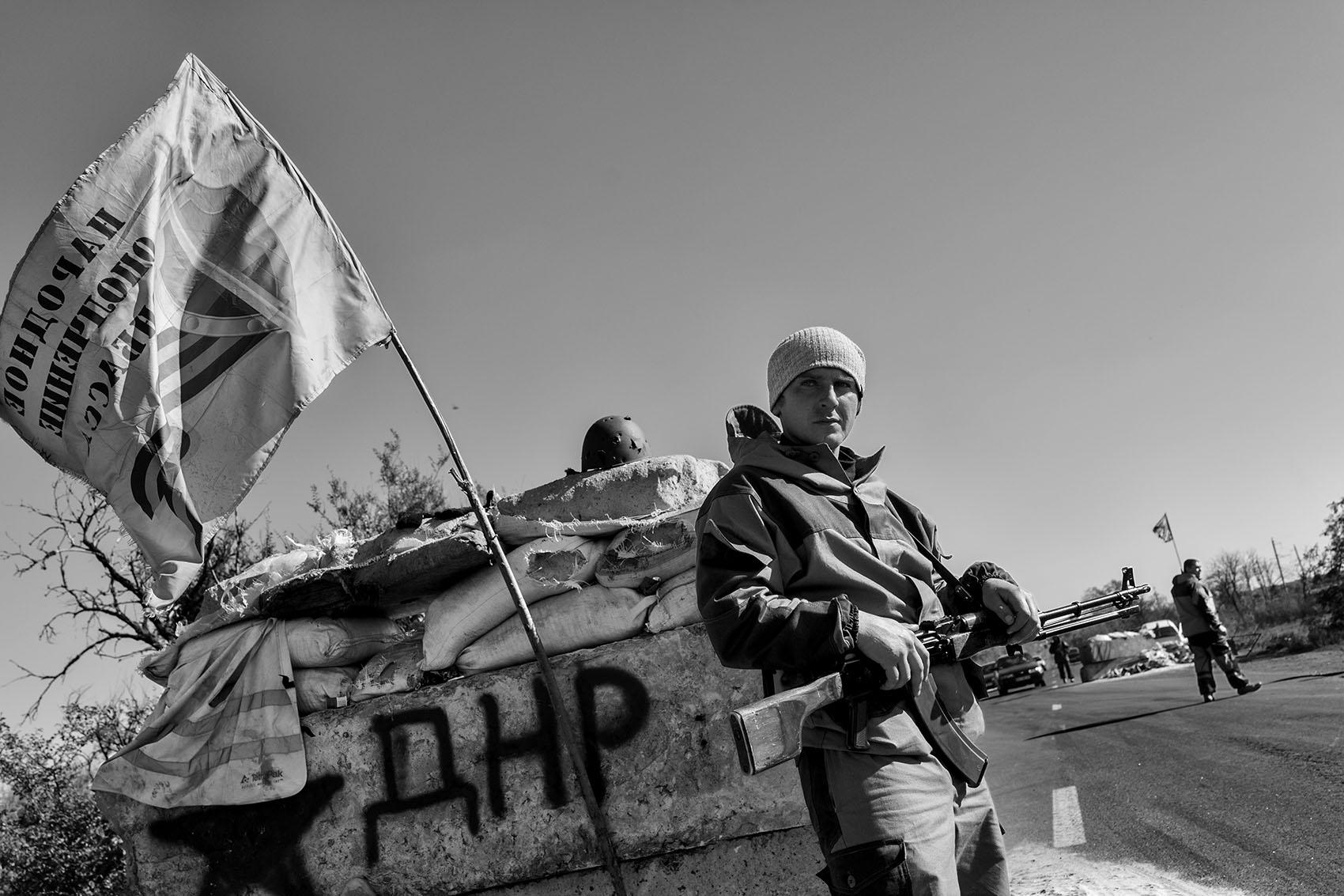 Dombass, territorio rebelde