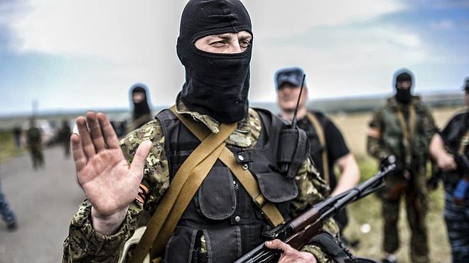 Mercenarios, voluntarios, agentes, expresidiarios...