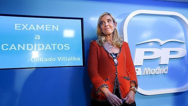 Mariola Vargas, nueva alcaldesa de Collado Villalba