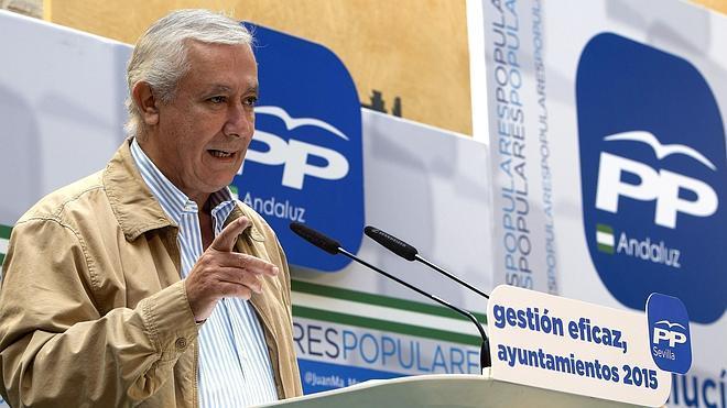 Arenas: «El PP no acepta lecciones en la lucha contra la corrupción de nadie»