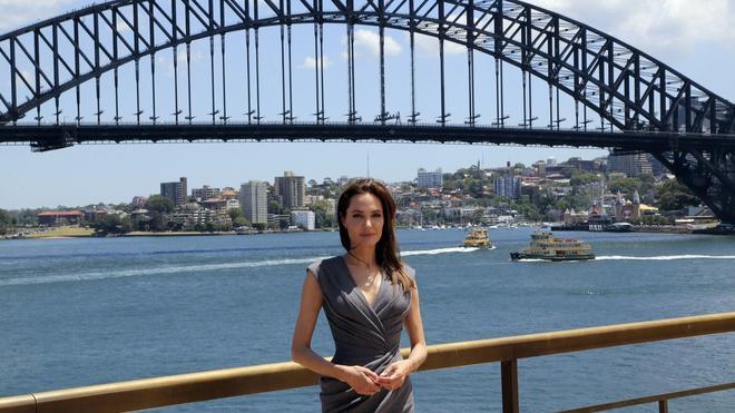 Angelina Jolie: «'Unbroken' es un antídoto para el odio y la violencia»