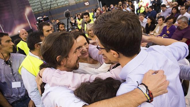 Podemos irrumpe en Navarra como primera fuerza política