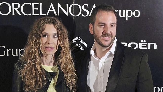 Borja Thyssen y Blanca Cuesta, padres de una niña