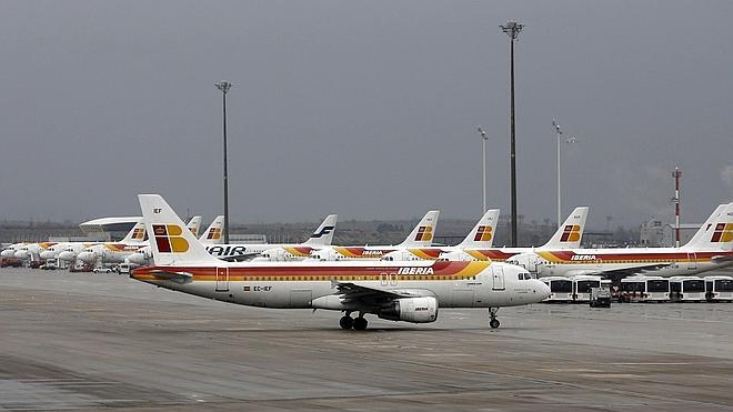 Iberia prevé volver a beneficios en 2014