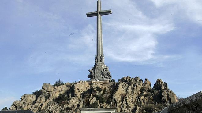 El Congreso acoge hoy una nueva votación sobre el Valle de los Caídos