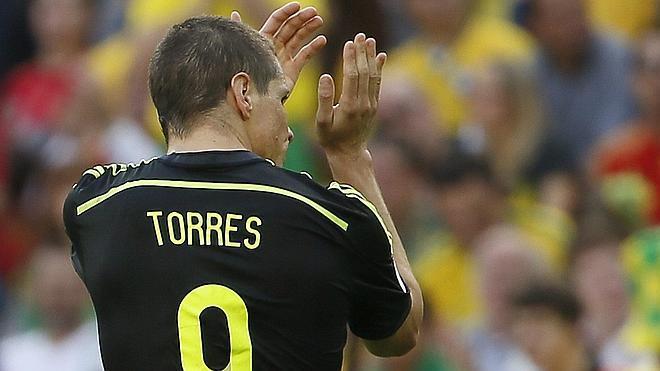 Fernando Torres, a un paso de regresar al Atlético