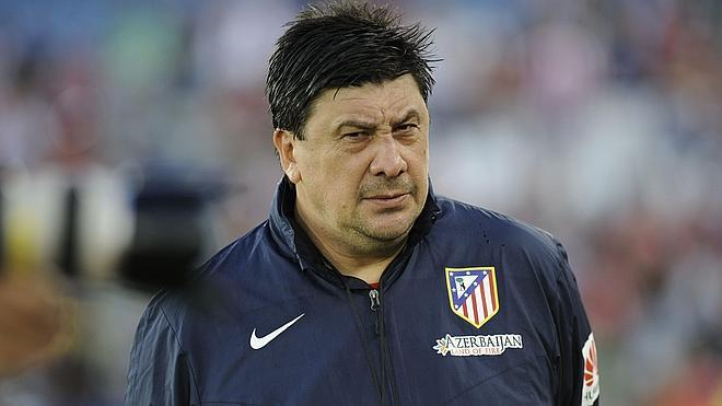 Burgos: «Sacaremos lo máximo de Torres, que sabe donde viene»