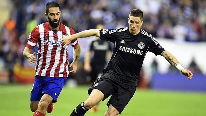 Torres: «Por fin he vuelto a casa»