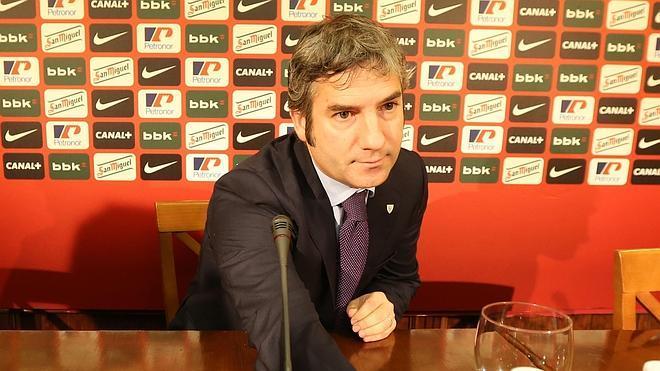 Urrutia anuncia elecciones en el Athletic para el 27 de marzo