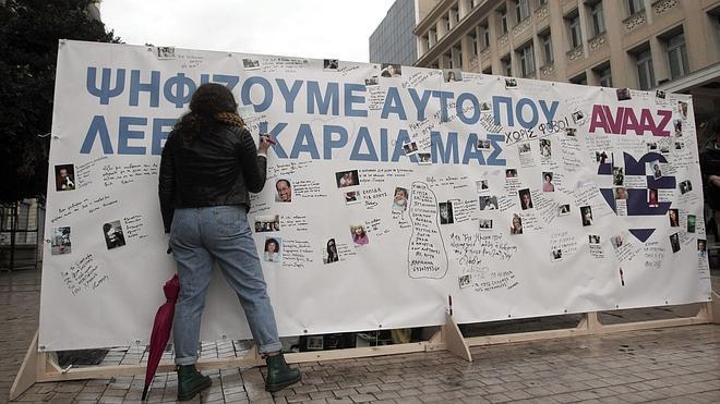 Jornada de reflexión singular en Grecia