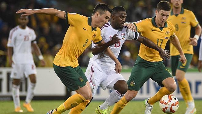 Australia se clasifica para la final de la Copa de Asia