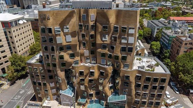 Frank Gehry estrena nuevo edificio en Sídney