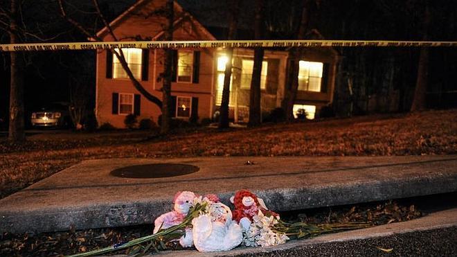 Cinco muertos en un tiroteo cerca de Atlanta