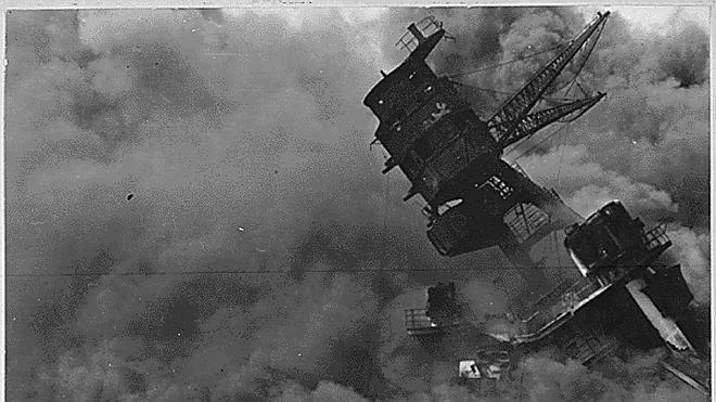 Fallece el último oficial superviviente del ataque a Pearl Harbor