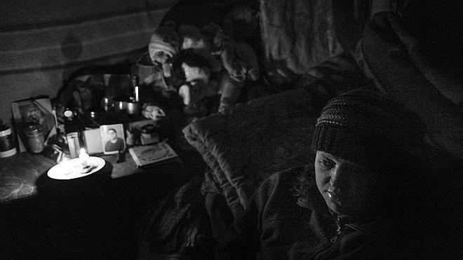 Las secuelas del horror de la guerra