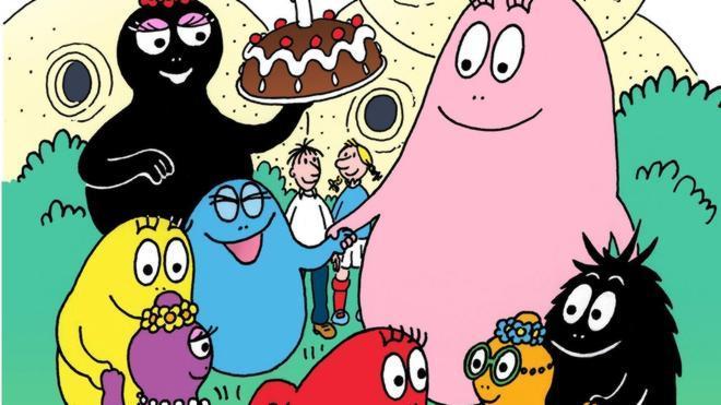 Fallece en París el padre del célebre cómic infantil Barbapapá