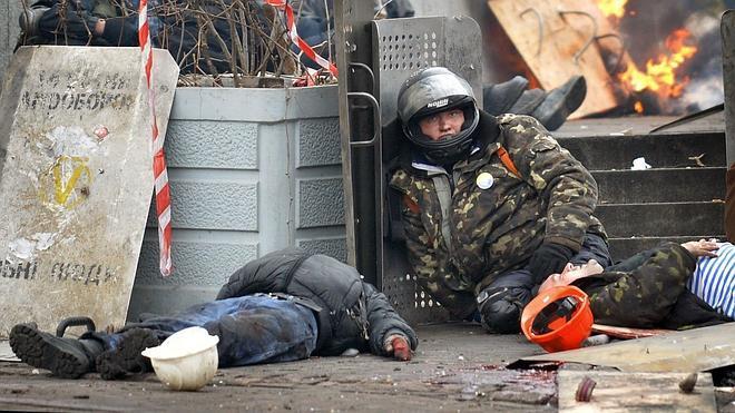 La ONU confirma que hay más de 6.000 muertos en el conflicto de Ucrania