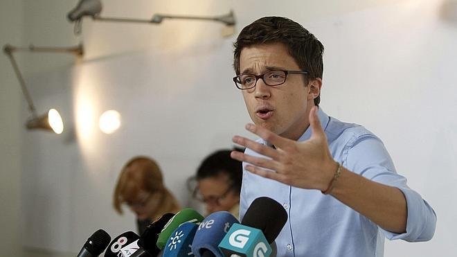Errejón recurrirá la decisión de la Universidad de Málaga