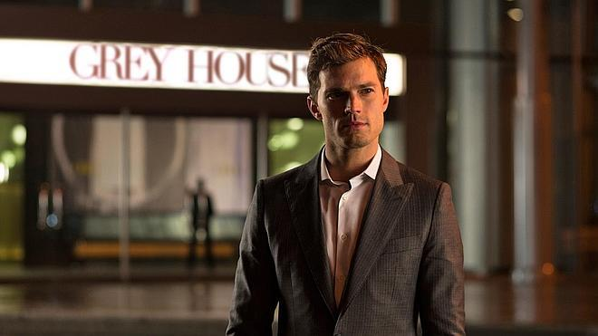 Jamie Dornan repetirá como Christian Grey por doce millones de dólares