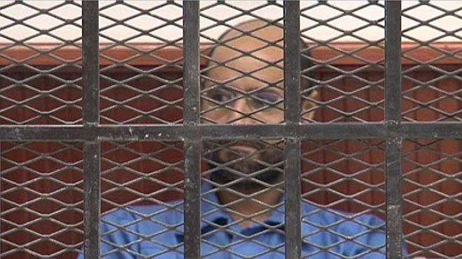 Aplazado una vez más el juicio contra Saif al Islam y otros 36 altos cargos de Gadafi