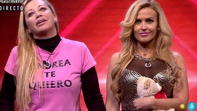 'Gran Hermano VIP': Belén Esteban vuelve a salvarse