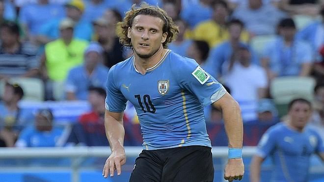 Forlán se retira de la selección de Uruguay