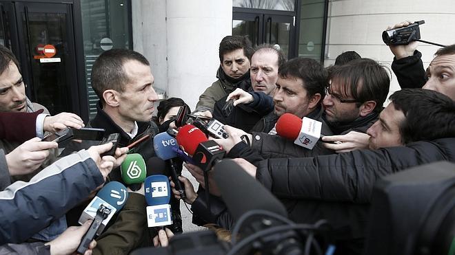 Patxi Puñal dice que las acusaciones contra él son «una sarta de mentiras»