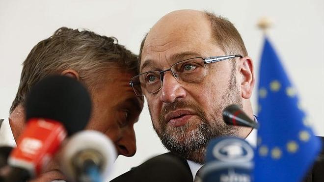 Schulz, optimista sobre la posibilidad de lograr una solución con Grecia