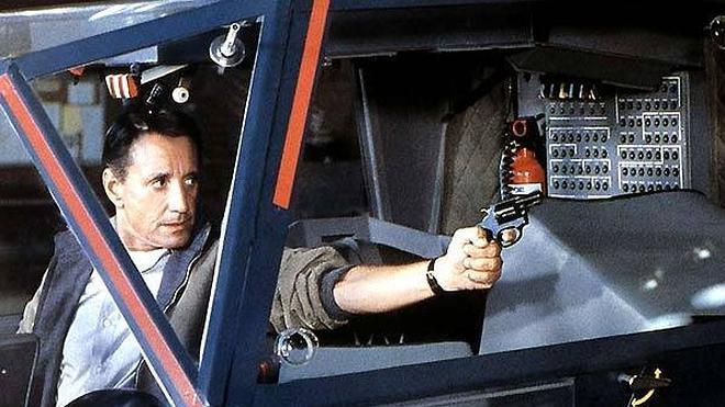 'El trueno azul' será ahora 'El dron azul'