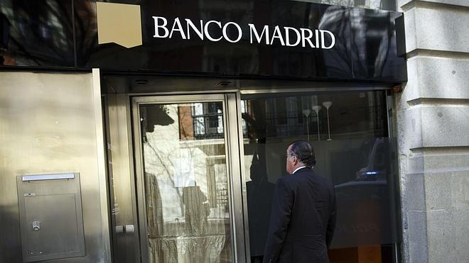 El Fondo de Garantía tiene tres meses para abonar el importe garantizado a los clientes de Banco Madrid