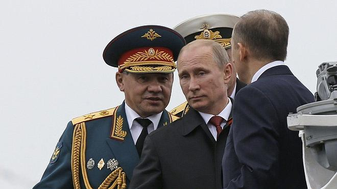 Rusia ya ha desplegado en Crimea casi cien unidas militares