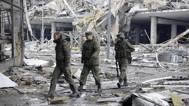 Los separatistas suspenden el intercambio de prisioneros con Kiev