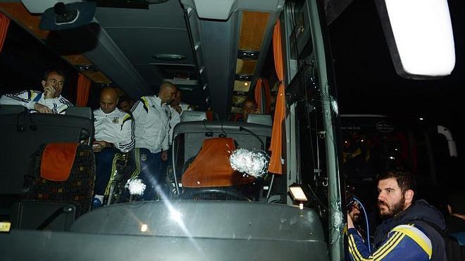 Suspendida una semana la liga turca por el tiroteo al autobús del Fenerbahçe