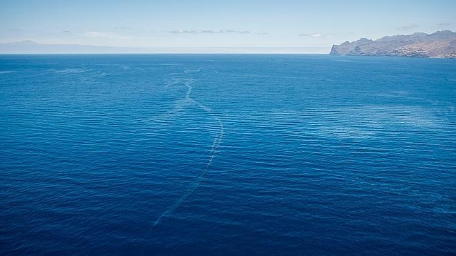 Recogen 25 kilos de fuel en el suroeste de Gran Canaria