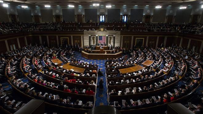 El Congreso de Estados Unidos aprueba su plan presupuestario para eliminar el déficit