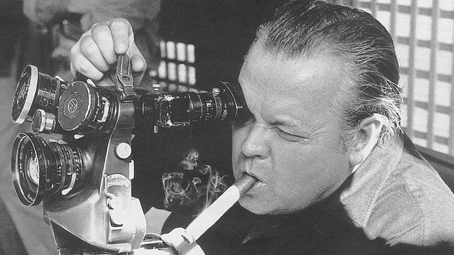 Orson Welles, el cineasta que eligió descansar en un pozo español