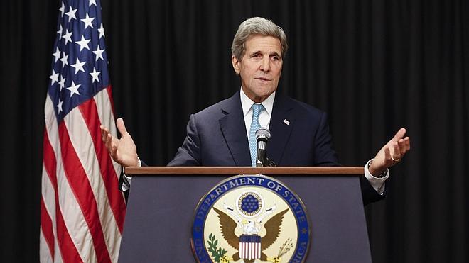 Kerry abordará mañana con las autoridades rusas el conflicto en Ucrania