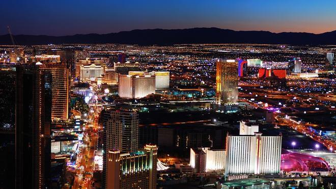 Un terremoto de 5,4 grados sacude Las Vegas