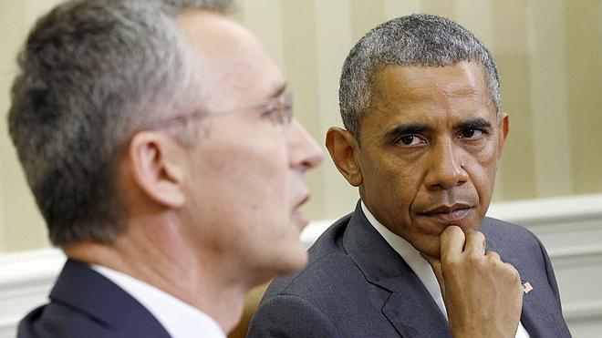 Obama denuncia la actitud «cada vez más agresiva» de Rusia en Ucrania