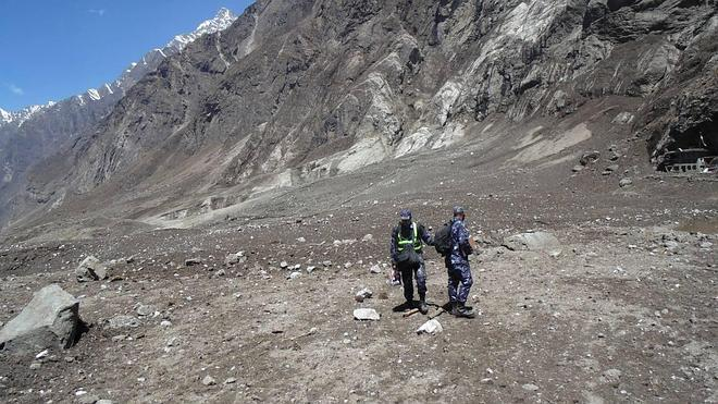 Hallan los cadáveres de dos españoles fallecidos en el terremoto de Nepal