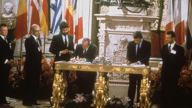 30 años del sueño europeo