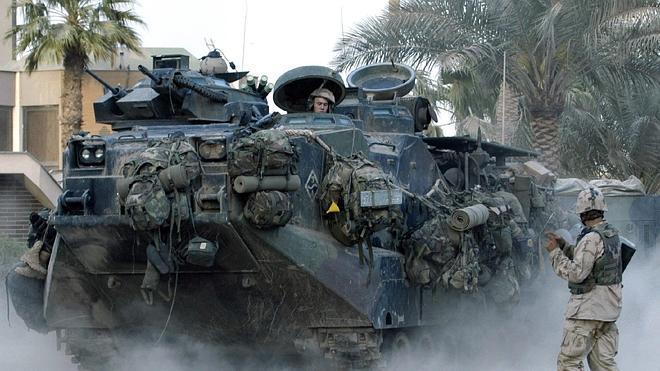 EE UU planea instalar armas pesadas en Europa del Este