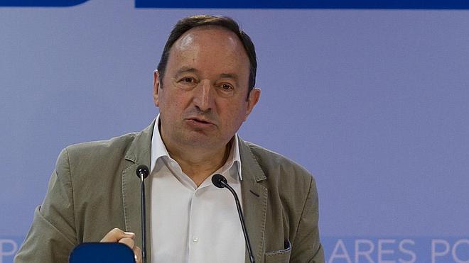 Pedro Sanz se marcha para que el PP siga gobernando La Rioja