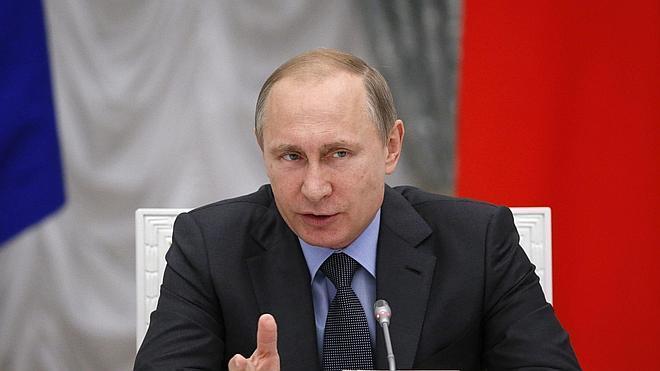 Putin telefonea a Obama para hablar de Ucrania, Siria e Irán