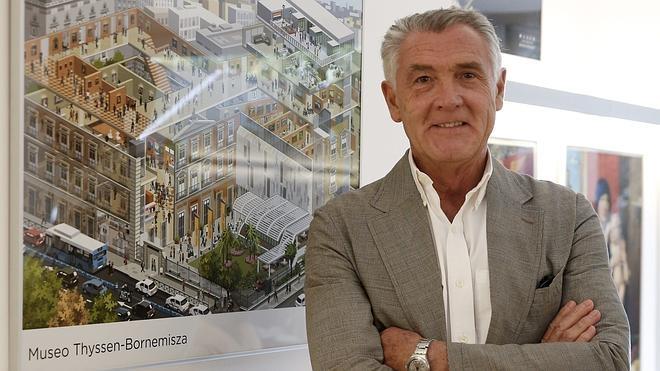 El Thyssen acabó 2014 con 4,5 millones de pérdidas