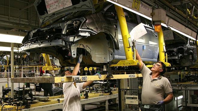 Las ventas en la industria suben en dieciséis comunidades autónomas en junio