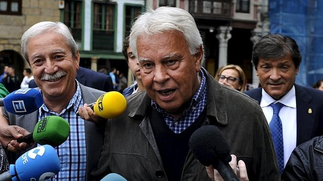 Felipe González niega haber declarado que quiere que Cataluña sea una nación