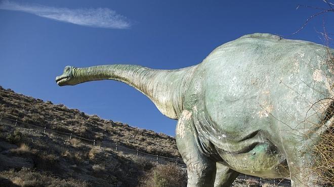 En busca de dinosaurios por La Rioja